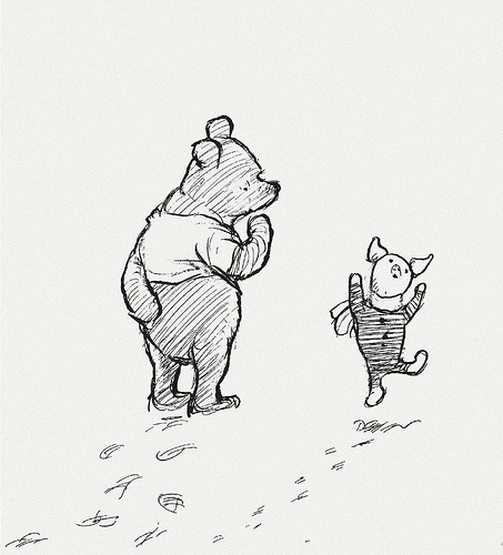 'Winnie The Pooh' Quote